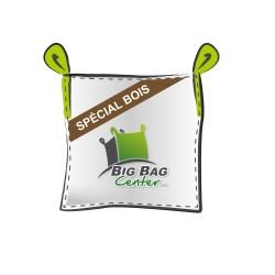 Lot 10 Big Bag neuf 95x105x130, SWL: 1250 kg, OT+FP, spécial bois