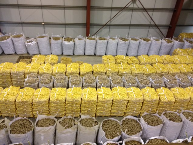 Big bags pommes de terre big bag center - Terre vegetale big bag ...