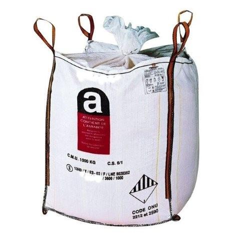 big bag Amiante et UN