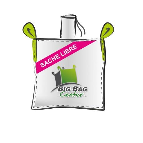 Lot 10 Big Bag neuf 90x90x120, SWL: 1000 kg, JR+FP+SI