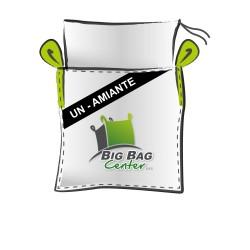 Lot 10 Big Bag neuf 90x90x110, SWL: 1000 kg, JR+FP+SI, sache cousue, UN-amiante, 13H/3/Y