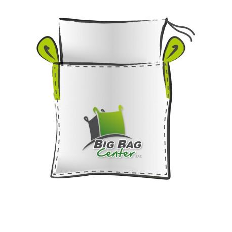 Lot 10 Big Bag neuf 90x90x180, SWL: 1250 kg, JR+FP