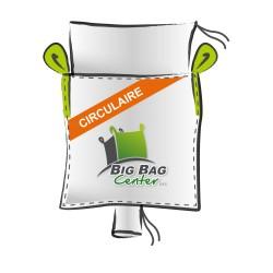 LOT de 10 BIGBAGS neuf 97x97x210, SWL: 1250 kg, JR+GV, circulaire